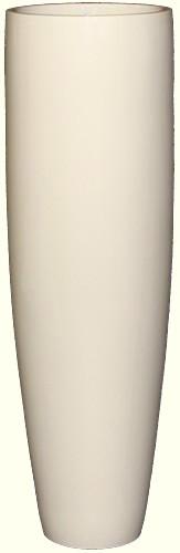 European Planters - Extra Tall Curve White